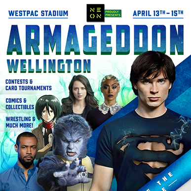Wellington Armageddon Update