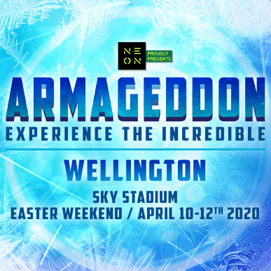 THE 25TH YEAR OF ARMAGEDDON BEGINS!